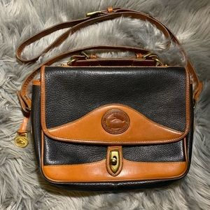 Dooney & Bourke Vintage Crossbody Leather Bag